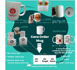 bikin mug merchandise