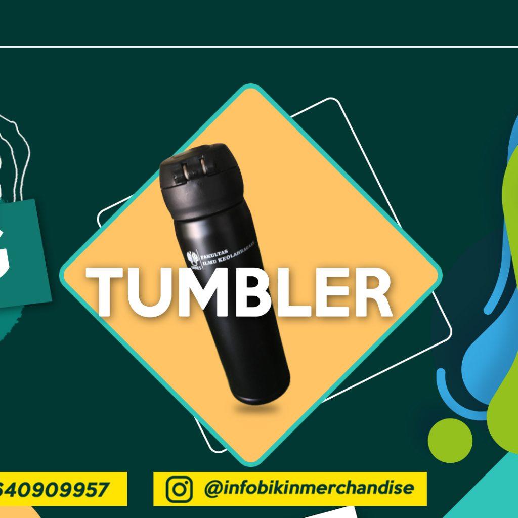 Tumbler alumunium